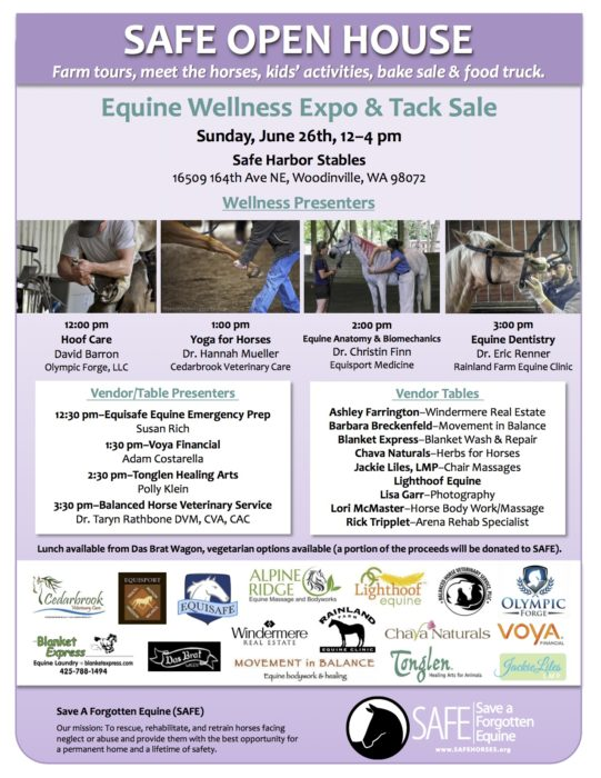 Wellness Expo & Open House Flyer (June 2016) FINAL