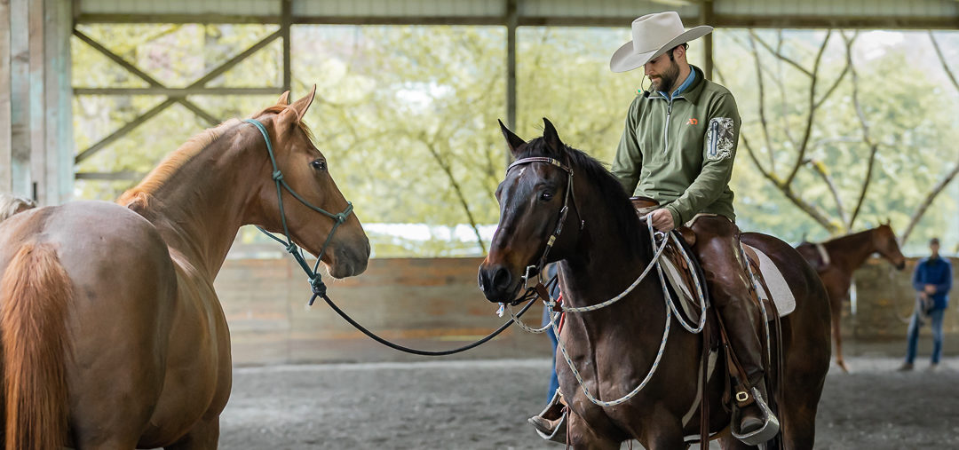 Joel Conner Horsemanship Clinic — June 22–24, 2018