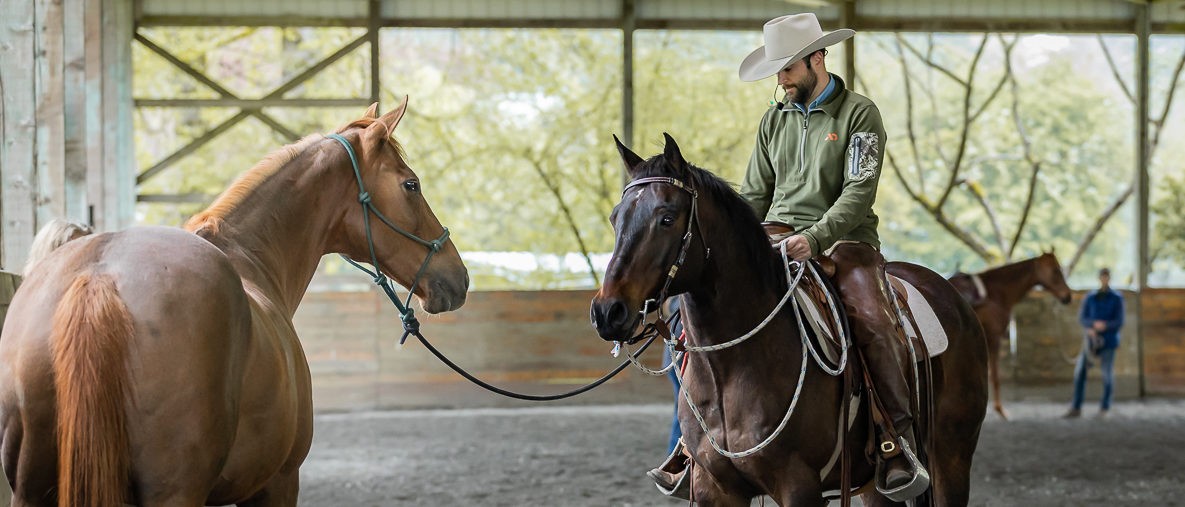 Joel Conner Horsemanship Clinic – June 22-24, 2018
