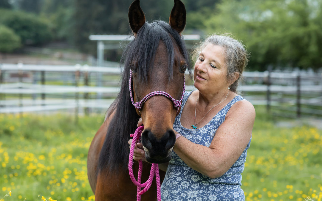 April Volunteer of the Month: Lillian Hinett