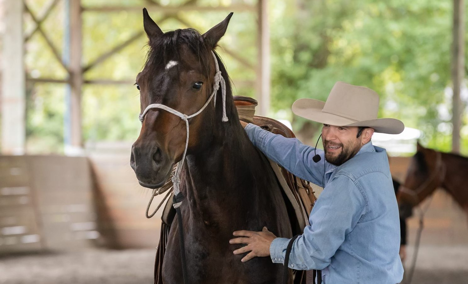 Joel Conner Horsemanship Clinic – June 22-24, 2018