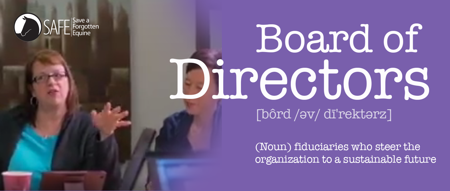 Board of Directors Recap 2018