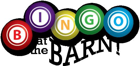 Bingo at the Barn — October 5, 2019