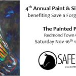 4th Annual Paint & Sip — Nov 16