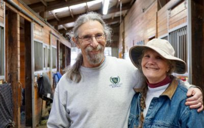Special Volunteer Recognition: The Meisners