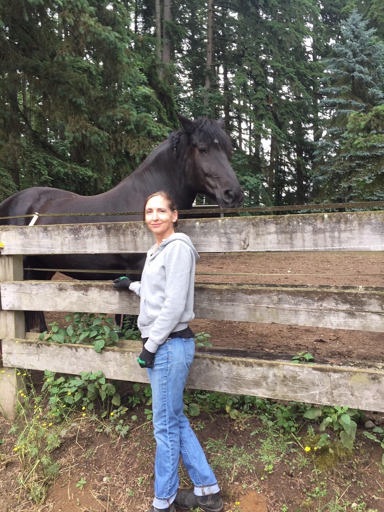 September Volunteer of the Month: PamLloyd