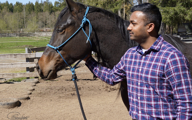 May Volunteer of the Month: Naveen Puli